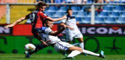 Serie A, terzo turno : Genoa Atalanta 1-2