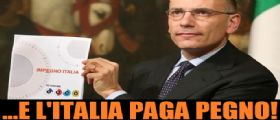 Enrico Letta : Se Renzi vuole il mio posto lo dica!