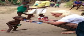 Hope : Il bambino nigeriano abbandonato a 2 anni dalla famiglia perchè stregato