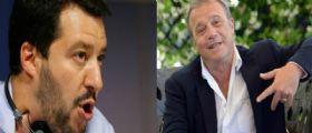Claudio Amendola attacca Matteo Salvini : Video Matte