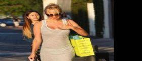 Pamela Anderson hot a Los Angeles