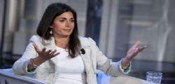 Il sindaco Virginia Raggi annuncia il rimpatrio di 14 nomadi con l