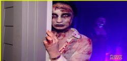 Demi Lovato terrificante per Halloween