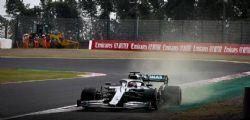F1 GP Giappone, qualifica slitta per arrivo tifone