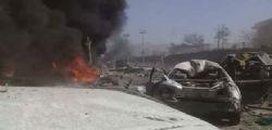 Attentato Kabul : Bomba vicino ambasciate Francia e Germania - 50 morti