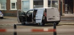 Furgone con bombole gas a Rotterdam : arrestato secondo uomo