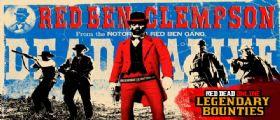 Red Dead Online – Red Ben Clempson: assaltatore di treni e omicida