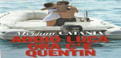 Myriam Catania in topless a Ponza