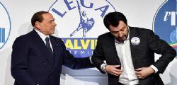 Silvio Berlusconi verso M5S per un governo di programma : Incontro con Matteo Salvini e Giorgia Meloni