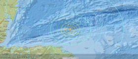 Terremoto di magnitudo 7.2 nel Mar dei Caraibi : E