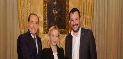 Nuovo governo : Silvio Berlusconi dà l