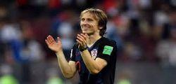 Luka Modric : il Real Madrid denuncia l