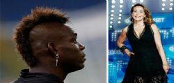 Vergognati! Il calciatore Balotelli contro Barbara D