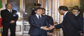 Il nuovo Governo M5s-Lega : Giuseppe Conte premier, Giovanni Tria all