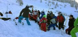Valanga in Val Venosta : morte madre e figlia di 11 anni