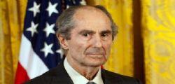 Morto a 85 anni lo scrittore Philip Roth : Il Premio Pulitzer per Pastorale Americana