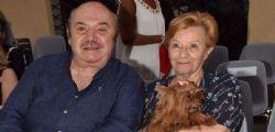 Lino Banfi sta malissimo : Non accetto che mia moglie non stia bene