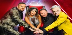 The Voice, Morgan contro Gue Pequeno per una concorrente