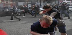 Euro 2016 : 36 arresti  per gli scontri a Lilla