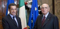 Giorgio Napolitano in silenzio dopo l