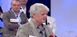 Uomini e Donne : il cavaliere Rocco Di Perna si è suicidato