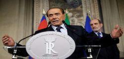 Il Paese da mesi attende un governo : Silvio Berlusconi favorevole al governo Lega-M5S