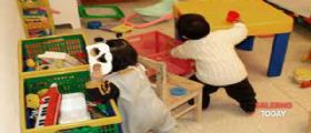 Maltrattamenti bambini : A Salerno il primo asilo con le telecamere