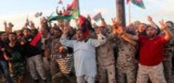 ISIS : Le milizie libiche annunciano la liberazione di Sirte