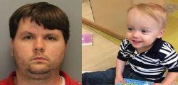 Justin Ross Harris chiude in auto il figlio di 2 anni sotto al sole : il bimbo muore