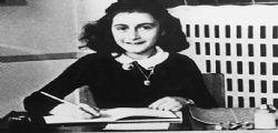 Foto Anna Frank ultrà Lazio : Atto disumano