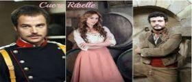 Cuore Ribelle Canale 5 | Streaming Video Mediaset | Anticipazioni : Marie del Sol innamorata di Flor