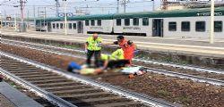 Pontedera : 19enne incinta uccisa da un treno