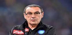 Napoli Serie A - Maurizio Sarri : La più forte è la Juventus