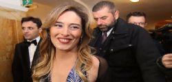Maria Elena Boschi davvero sexy al  San Carlo di Napoli