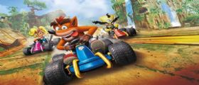 Crash Team Racing Nitro-Fueled disponibile