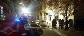 Torino/ Ristorante arabo va a fuoco, 60 persone evacuate : In cucina trovata una scritta inquietante