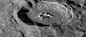 Idrogeno sulla Luna: più abbondante se guardi a sud