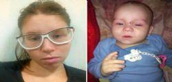 Non smetteva di piangere! La mamma mette vodka nel biberon del figlio di 8 mesi, morto il piccolo Zakhar