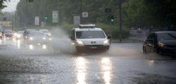 Maltempo : Allerta Meteo per temporali e vento
