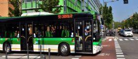 Milano : Ubriaco dimentica i figli sul bus ATM e prende a pugni il conducente