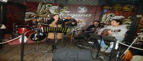 Il concerto degli Argos alla Birreria Morgana di Formia