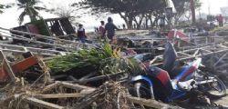 Terremoto e tsunami Indonesia, Ong : trovati oltre mille cadaveri