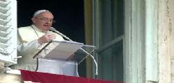 Papa Francesco e la gaffe durante l