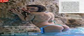 Nina Moric hot con Matteo Bobbi alle Barbados