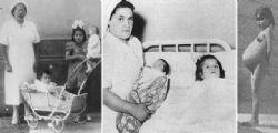 Lina Vanessa Medina Vasque : 75 anni fa la mamma di appena 5 anni