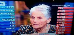 Agnese da Montefalco vince 33.000 euro ad Affari Tuoi e commuove Insinna