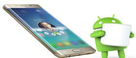 Android Marshmallow sui Samsung : Ecco quando e per chi