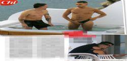 Mahmood in vacanza a Mykonos con il suo produttore Dario Faini