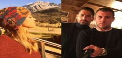 Belen Rodriguez : dopo la separazione da Stefano De Martino ritorno di fiamma con l