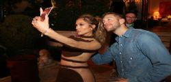 Jennifer Lopez mezza nuda e sexy a Las Vegas